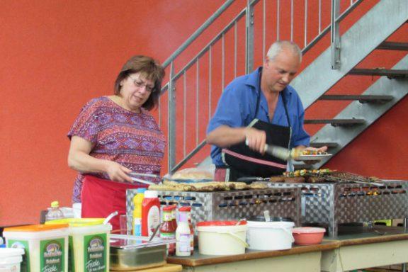 Angehörigentreffen in Egestorff