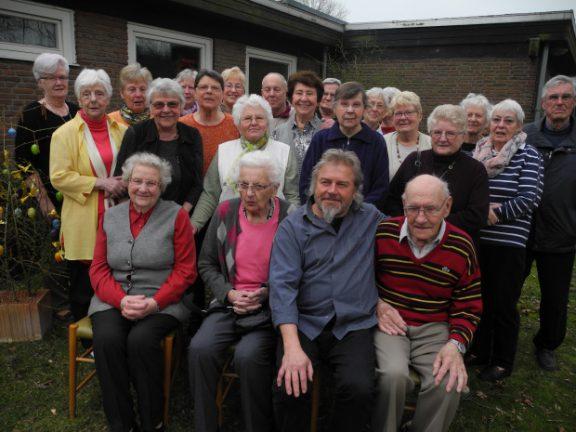 Klönschnackrunde in der Seniorenwerkstatt