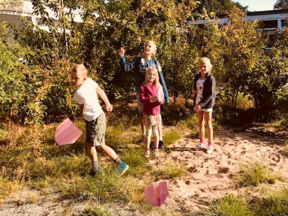 Ferienbetreuung in 2019 für Grundschulkinder